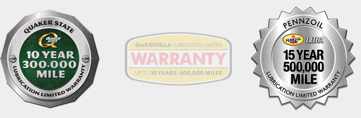 Shell Lubricants Warranty