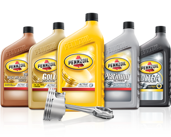Pennzoil Feel the Clean